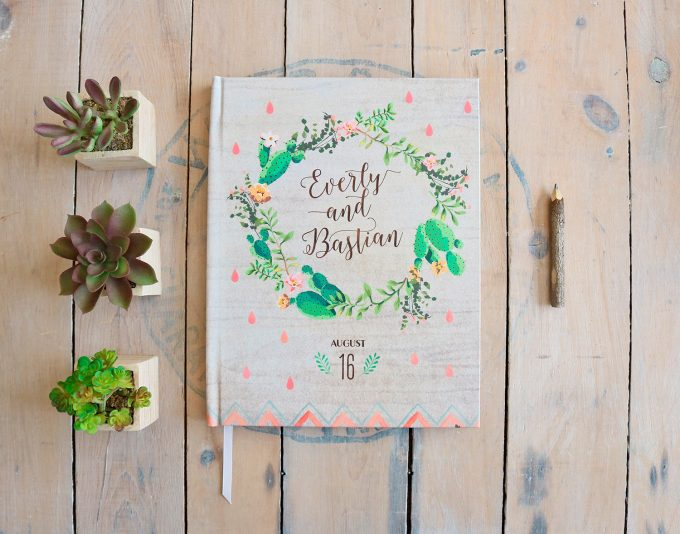Giveaway: Win a Wedding Guest Book