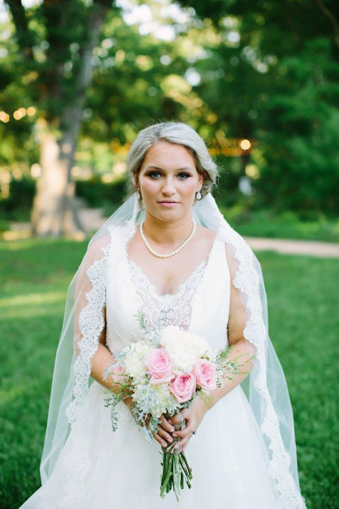 eyelash lace wedding veil | via FREE wedding veil giveaway at Emmaline Bride from Blanca Veils: http://emmalinebride.com/bride/free-wedding-veil/