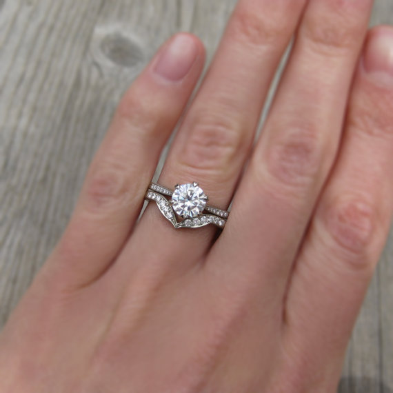 100 best non traditional engagement rings via httpemmalinebridecom - Nontraditional Wedding Rings