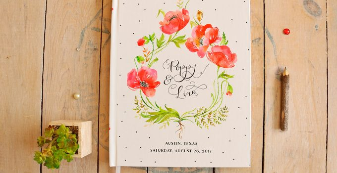 poppy-guest-book