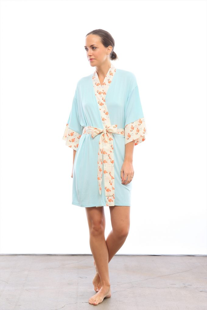 Destination Wedding Robes from Doie