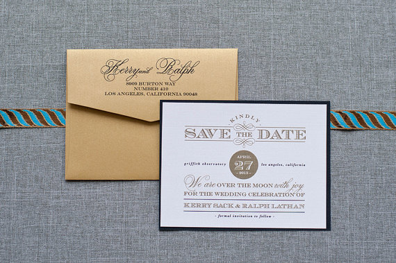 Save the Date vs Invitation Whats the difference Wedding – Save the Date Vs Wedding Invitation