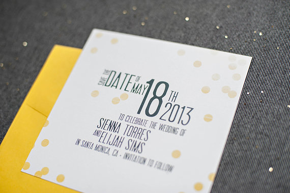 Save The Date Vs Invitation Ask Emmaline Http Emmalinebride