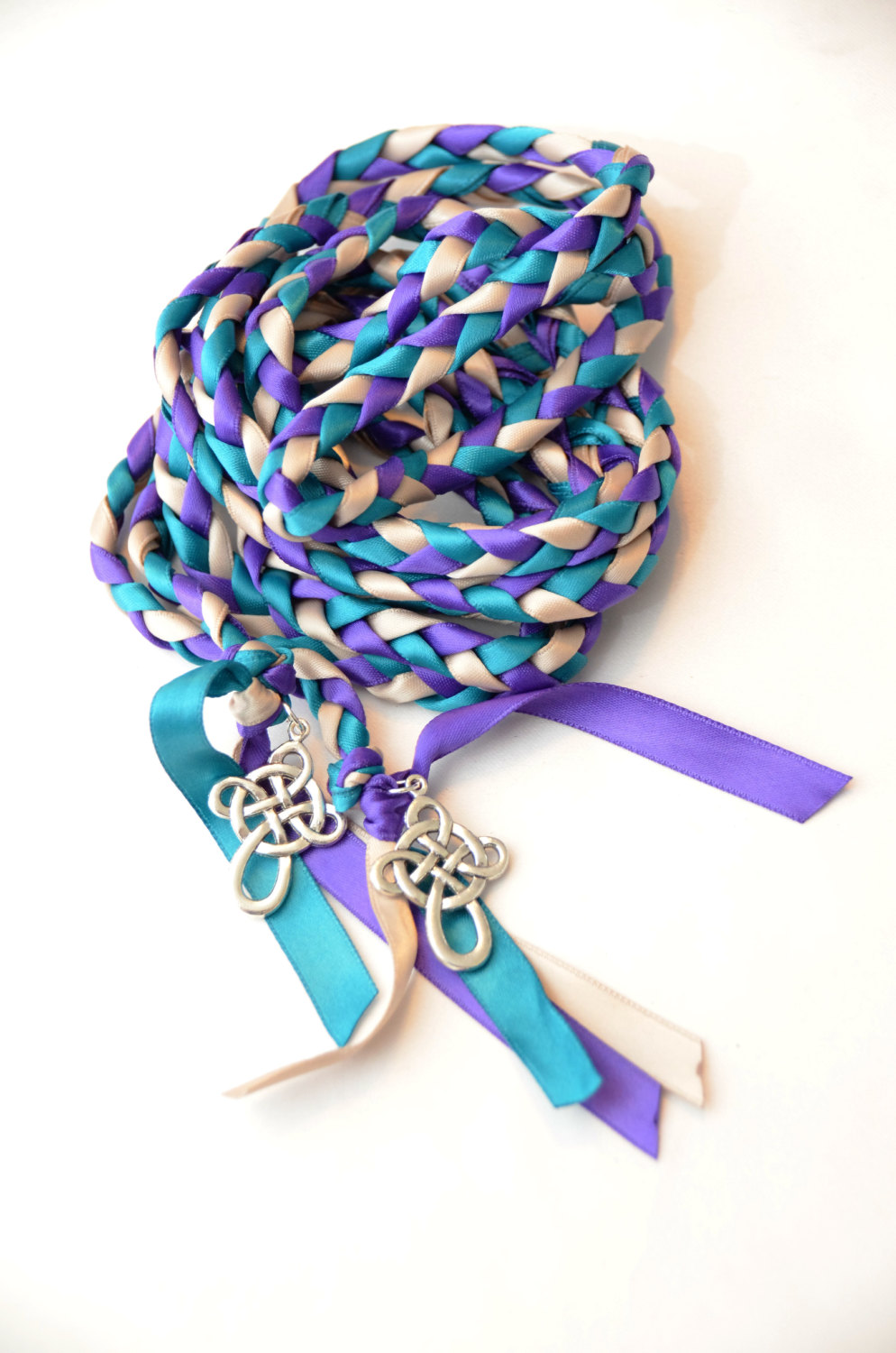 handfasting cords | via what is handfasting: http://emmalinebride.com/ceremony/what-is-handfasting-ceremony/