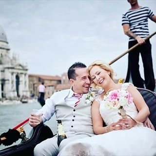 REAL WEDDING   Get married in Venice and yourhellip