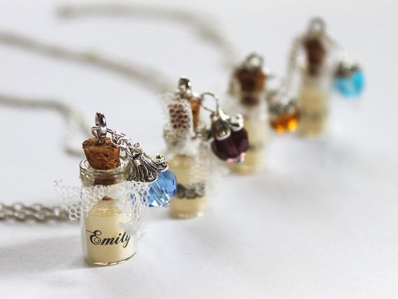 vintage wedding gifts for bridesmaids | by aristocrafts