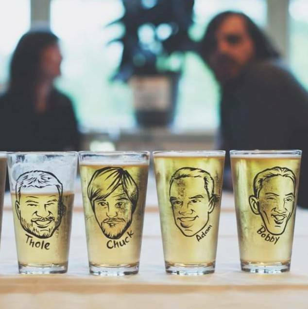 Be it silly or serious these funny cartoons are always a hit u2014 and one of our favorite unique groomsmen gifts. & 100 Best Groomsmen Gift Ideas Ever | Emmaline Bride