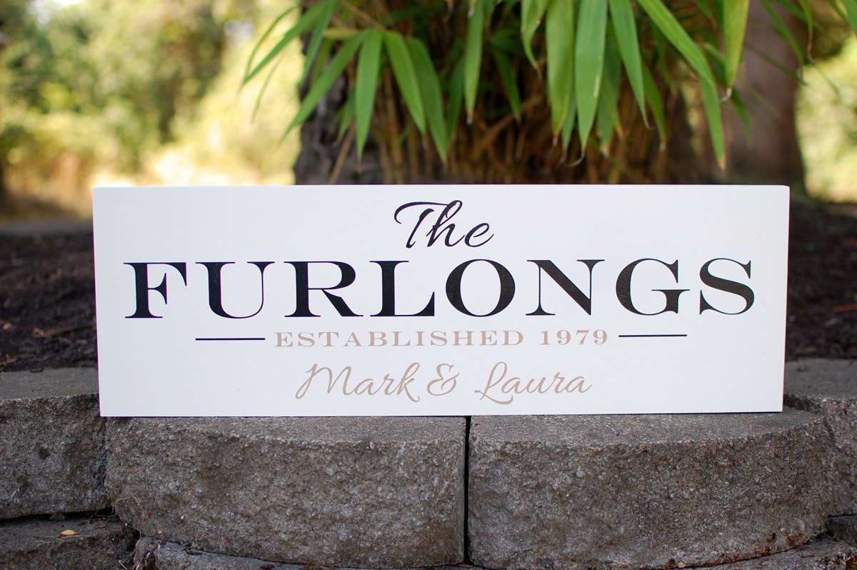 he stole my heart so i'm stealing his last name | custom wedding sign | family established year