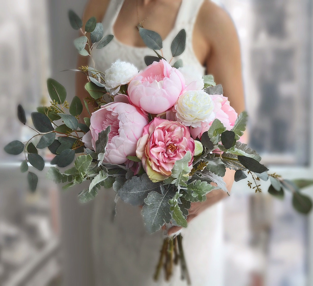 Ideas For Wedding Flowers: Wedding Bouquet Ideas Without Flowers