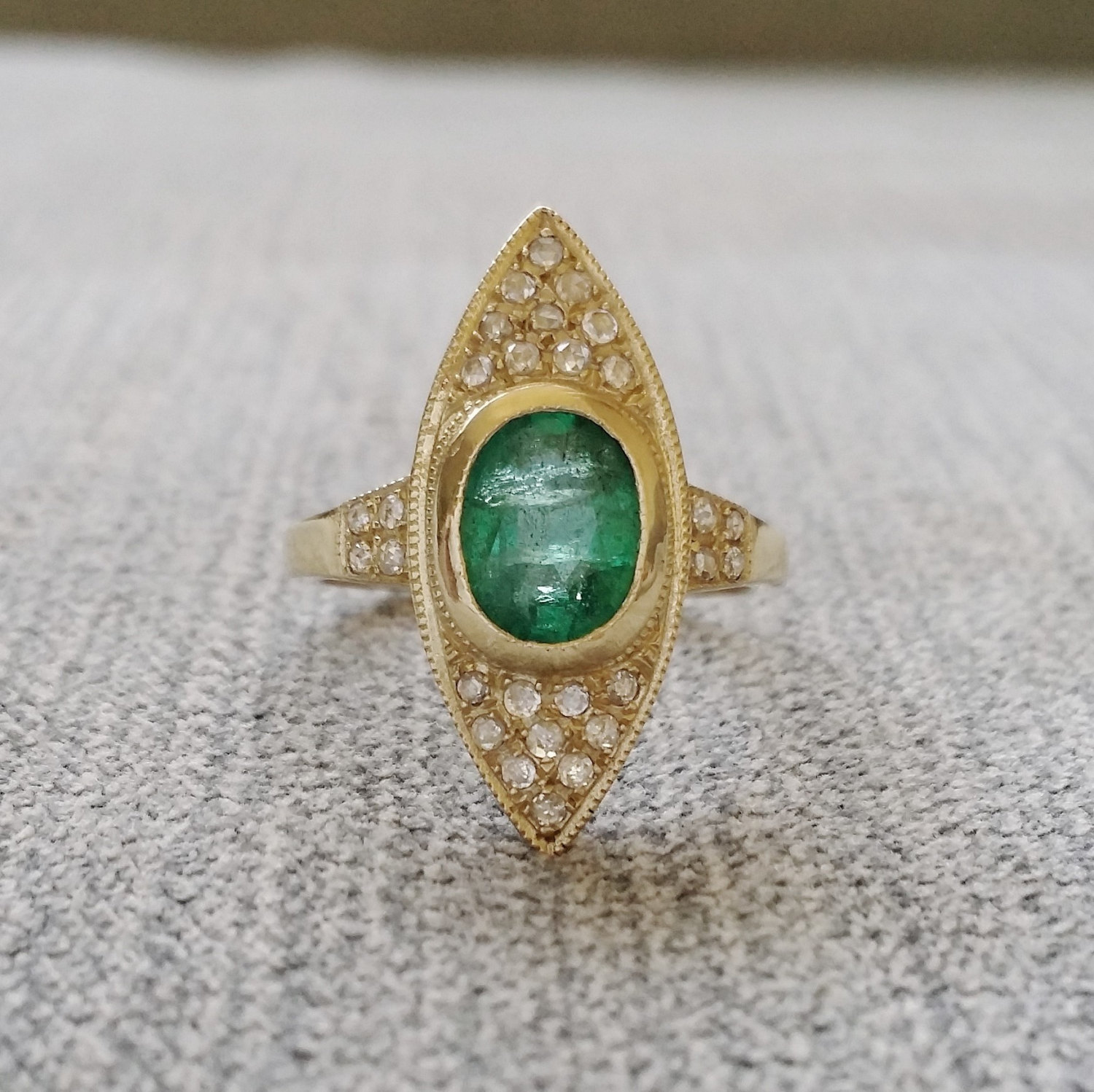 7 Victorian Engagement Rings Under $2000