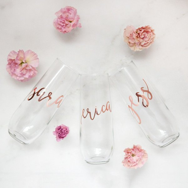 bridesmaid gifts under 20