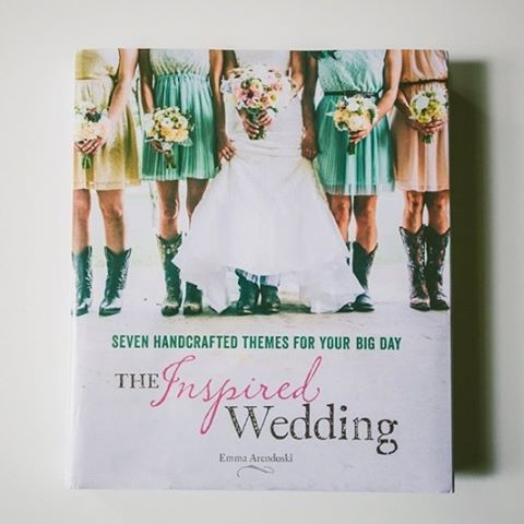 Grab a copy of my book The Inspired Wedding tohellip