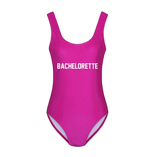 one piece bachelorette swimsuits