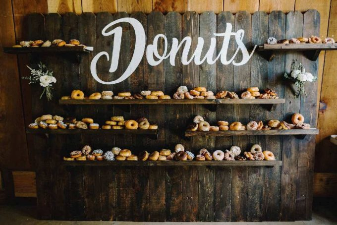 20 Donut Wedding Ideas That Will Blow Your Mind Emmaline