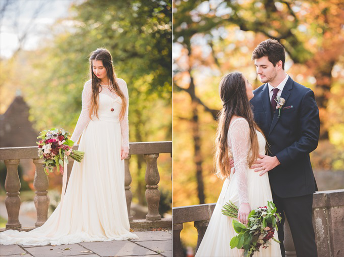 A Philadelphia Open Air Wedding that You'll Love! (Styled Shoot) - http://emmalinebride.com/real-weddings/philadelphia-open-air-wedding-styled-shoot   BG Productions Photography & Videography
