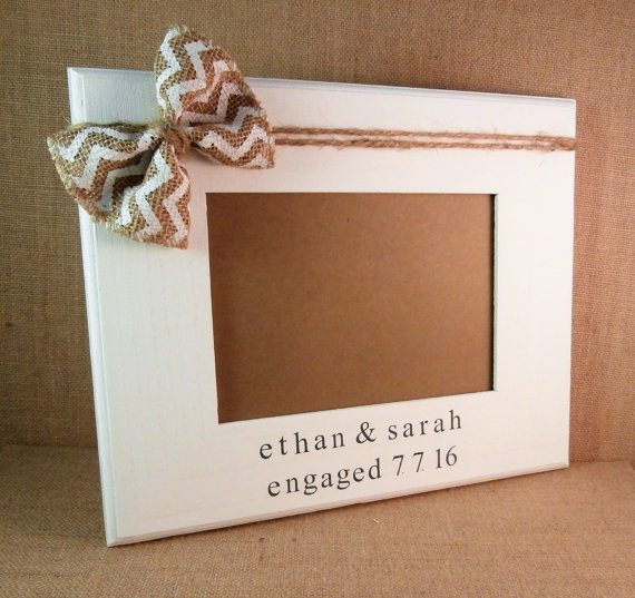 50 most unique engagement gifts for her emmaline bride engagement gifts for her frame by embellished for love buy here negle Choice Image