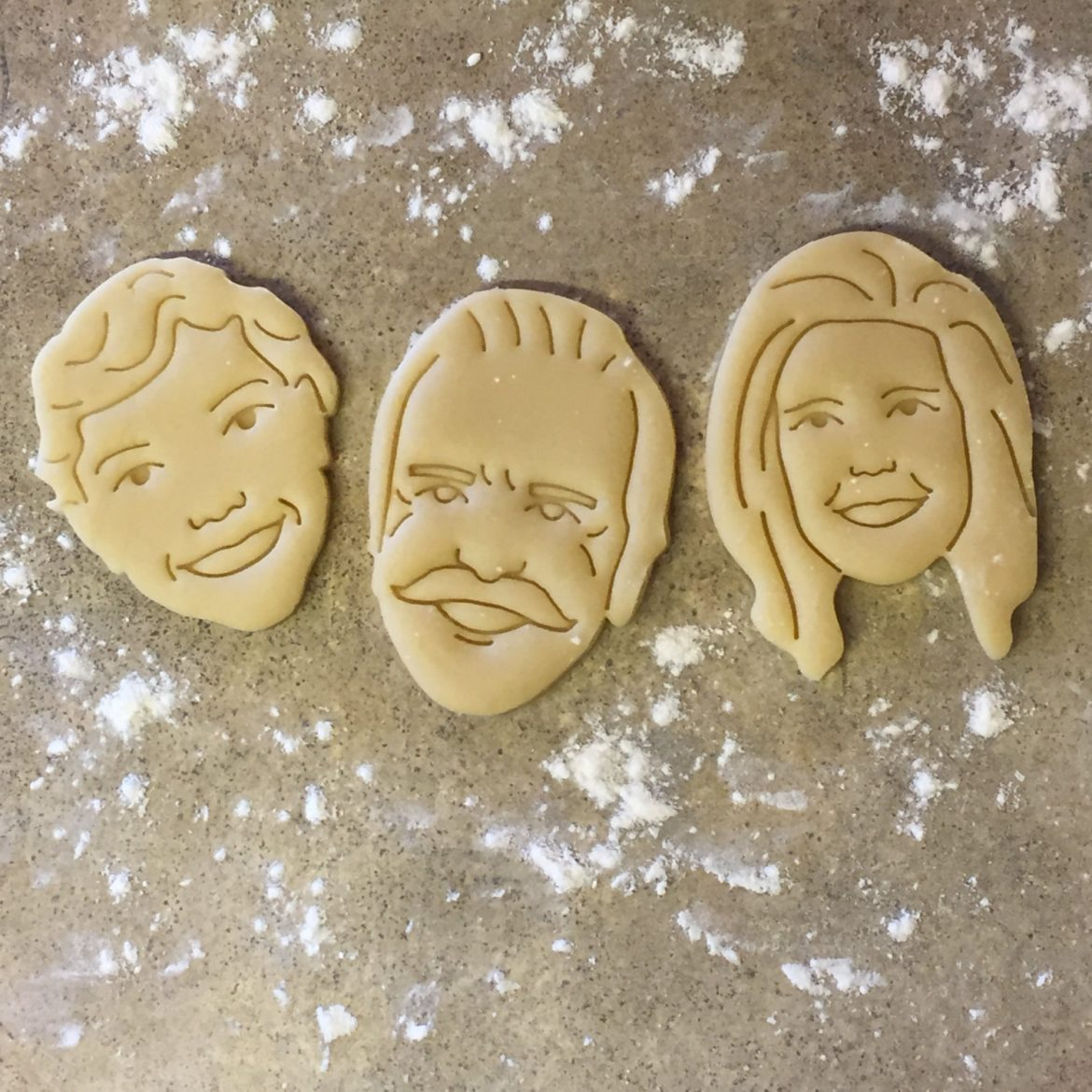 personalized cookie cutters