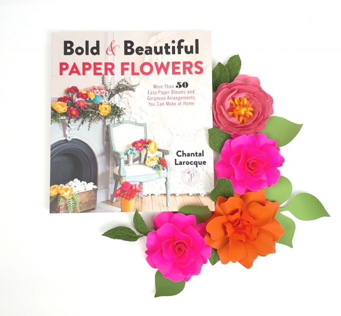 How To Make Paper Flowers Easy Paper Flower Tutorials Book