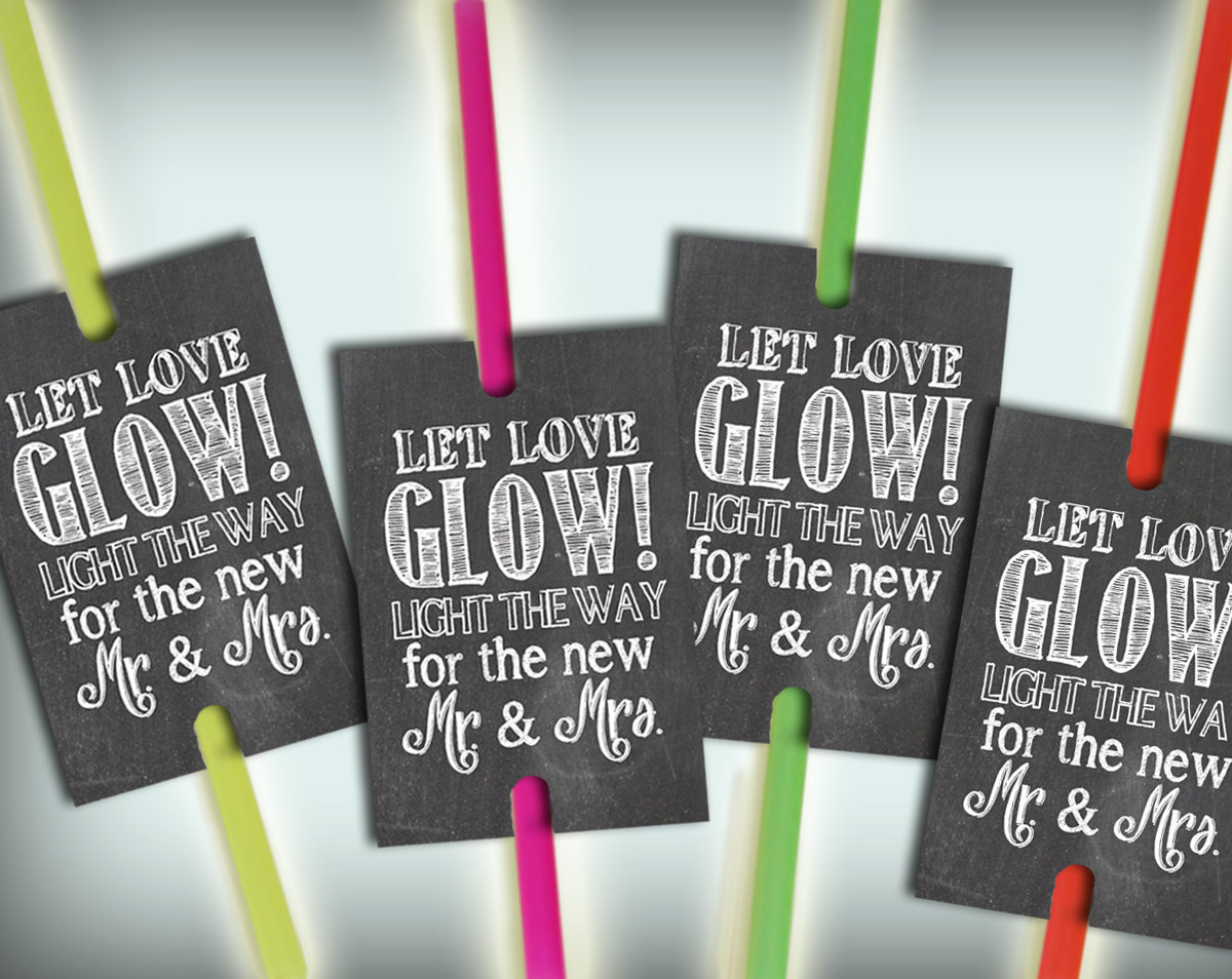 Where To Buy Glow Sticks For Wedding Send Off Receptions