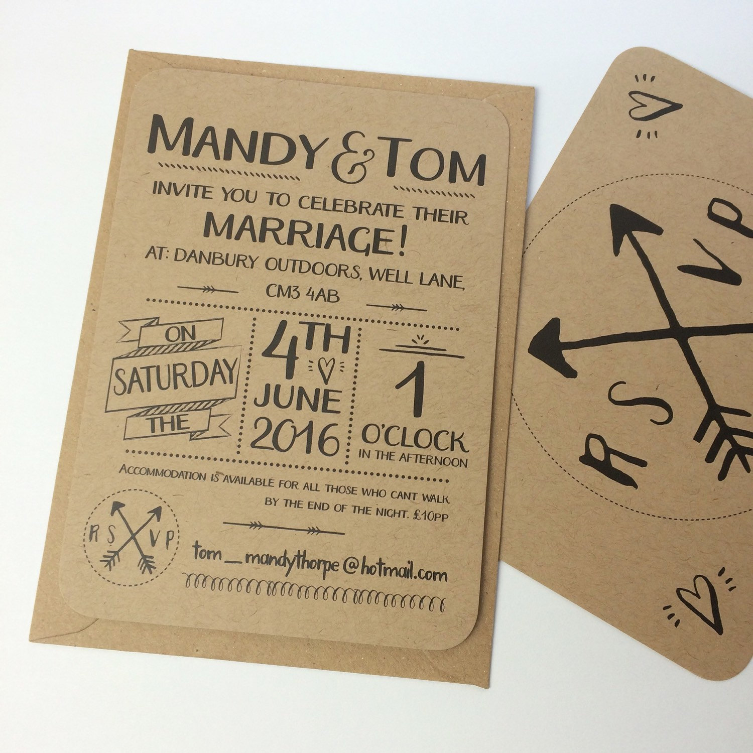 75 Fun + Unique Wedding Invitations For Cool Couples