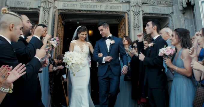 What's in a Wedding Film?  Excitement, Love, and So Much More... -