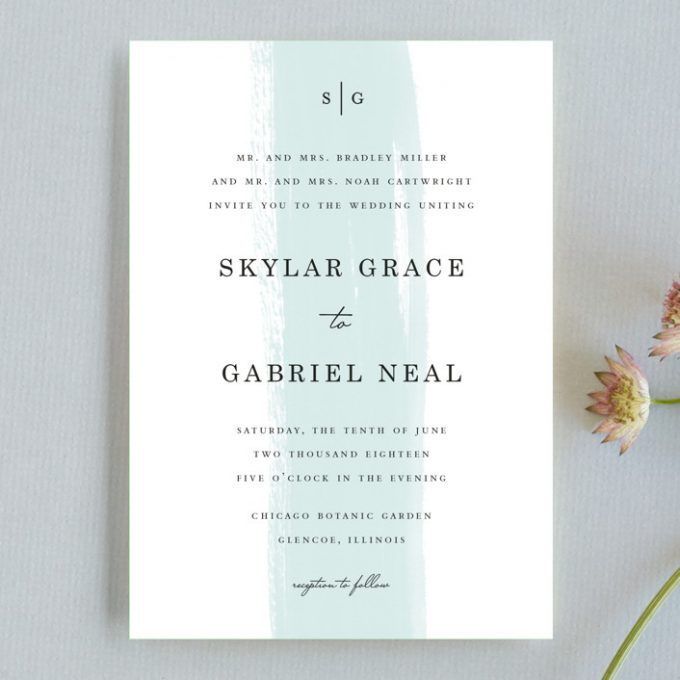 9 Best Places to Buy Cheap Wedding Invitations | Emmaline Bride