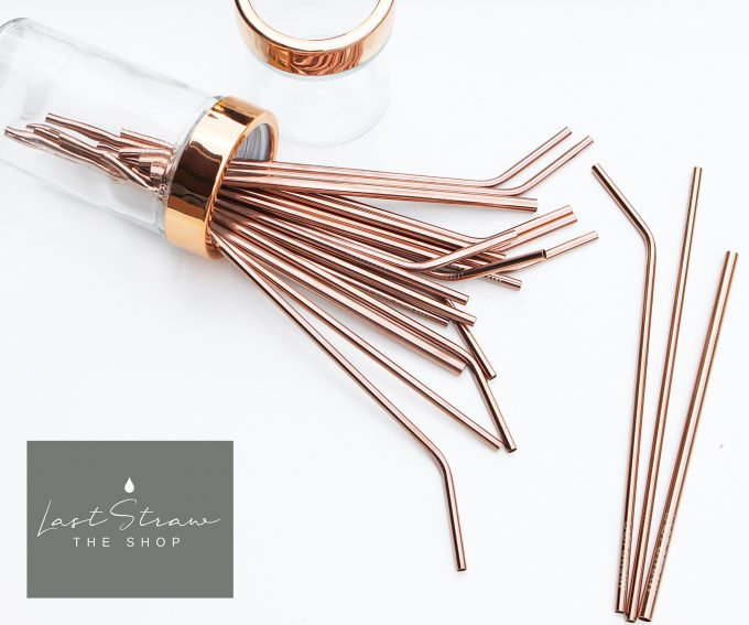 Stainless Steel Straws: This is the Best Eco Friendly Favor