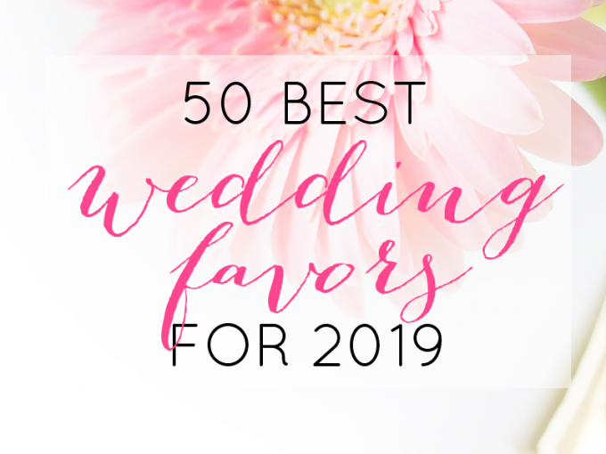Wedding Favors Cheap.50 Best Wedding Favors 2019 Under 5 Emmaline Bride