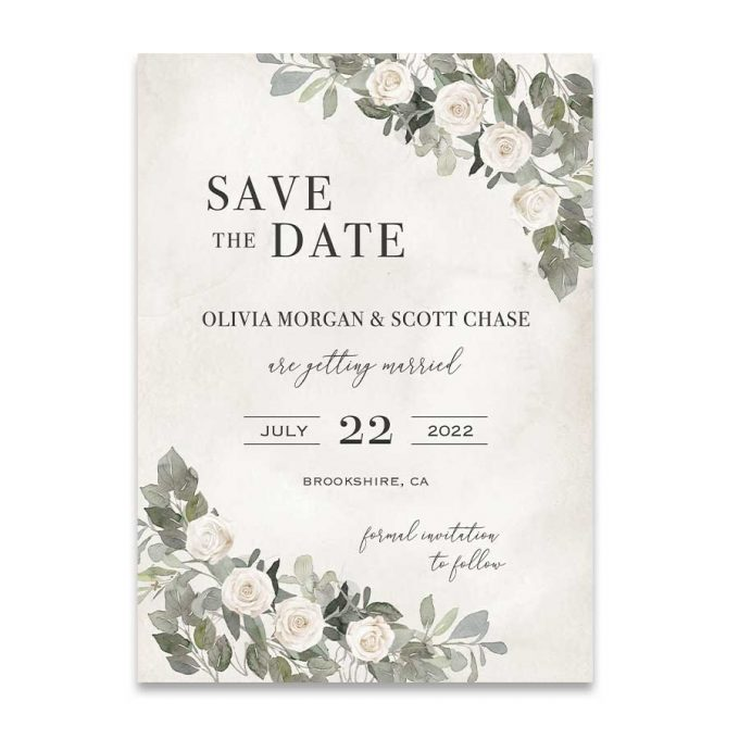 Save The Date Wording Etiquette