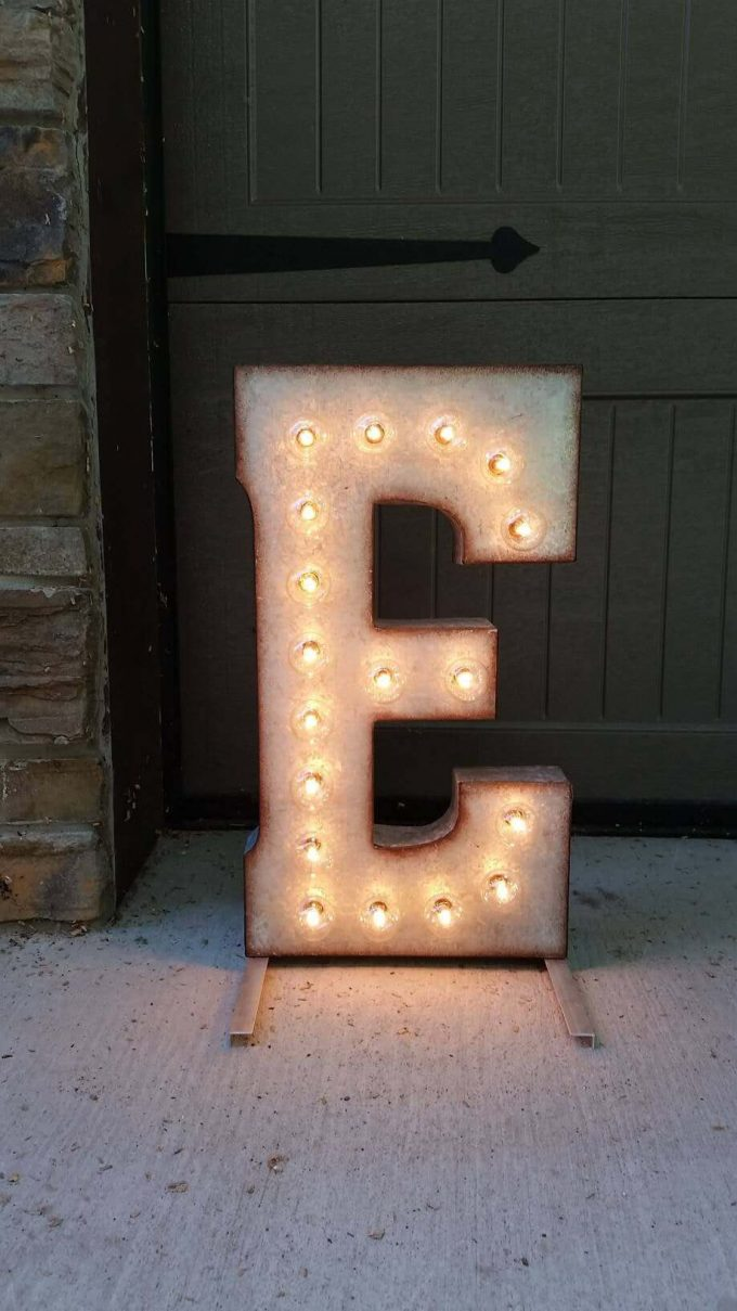 buy marquee letters