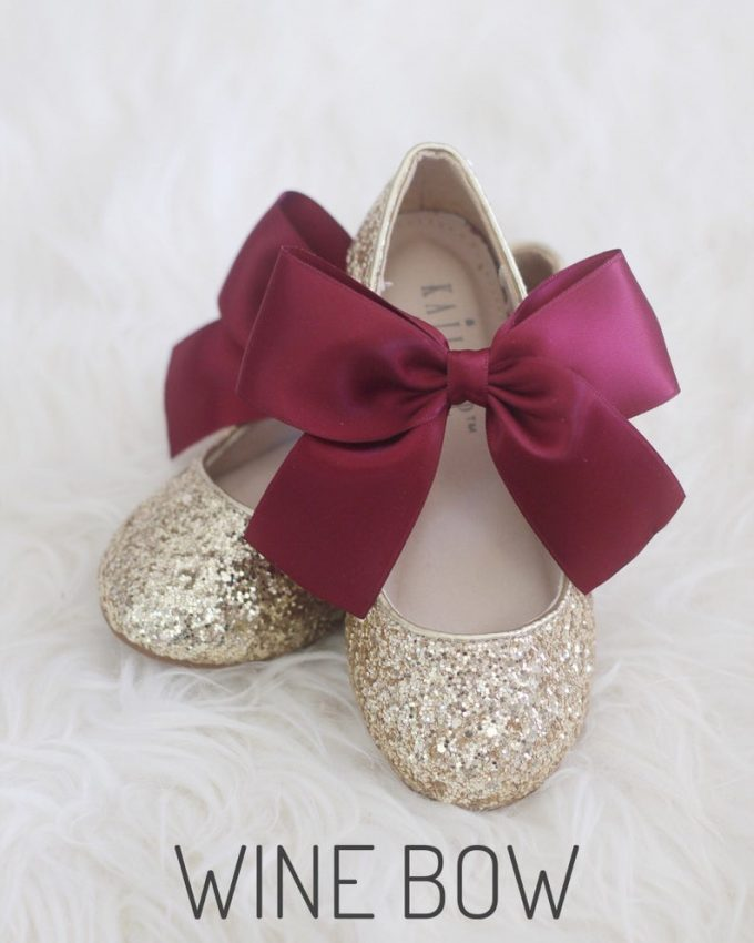 Where to Buy Flower Girl Shoes Online