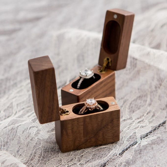 ring box for proposal