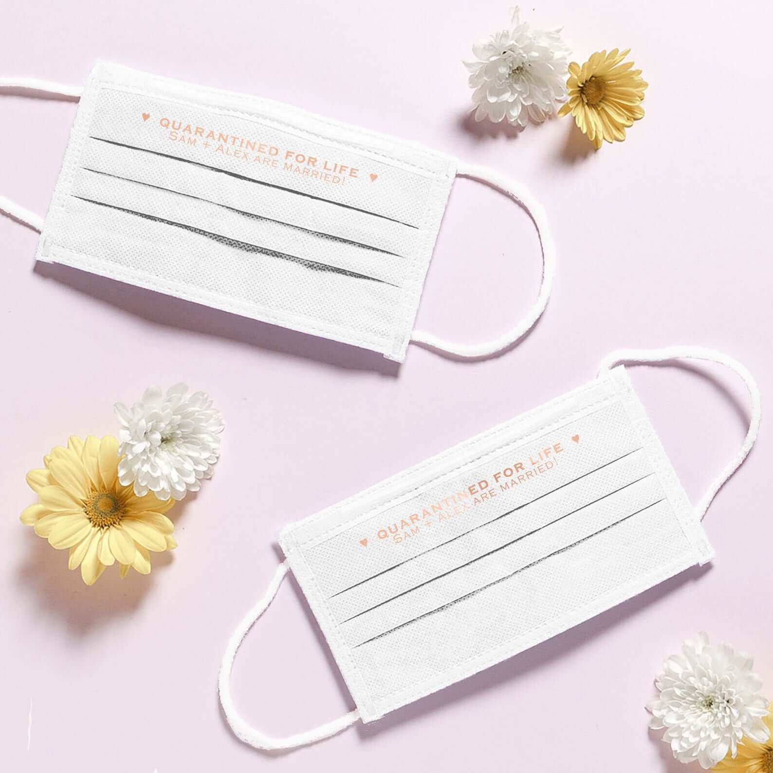 Face Masks For Wedding Guests To Wear Advice Emmaline Bride