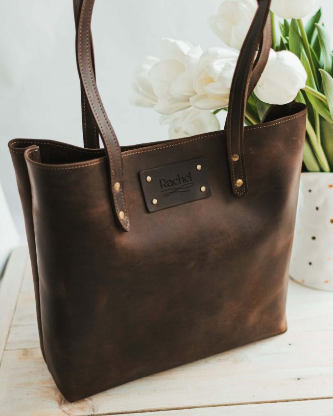 bridesmaid leather gifts