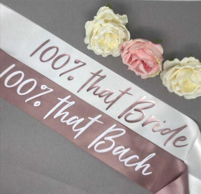 100 that bach party ideas