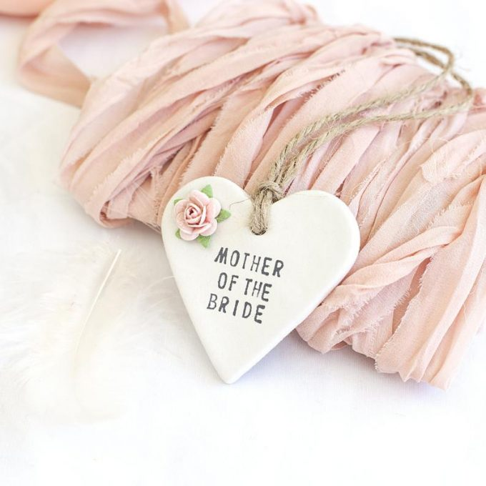mother of the bride gift tags