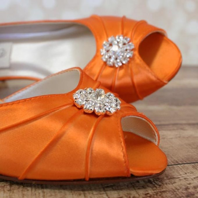 wedding shoes that you can dye