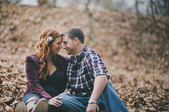 Rodger Obley Photography - Pittsburgh Outdoor Engagement