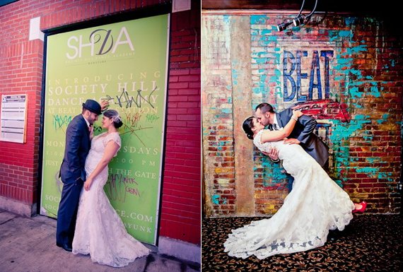 BG Productions Photography & Videography - beat street station wedding