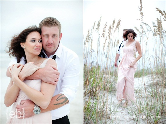 Wilmington styled engagement shoot
