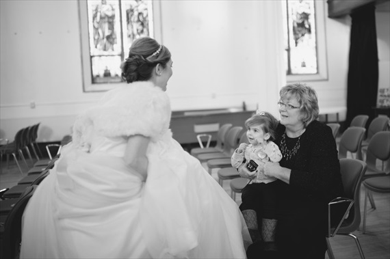 LaCoursiere Photography - duluth winter wedding