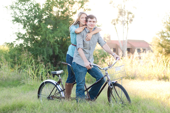 Arizona Engagement: April + Eric (photo: Charity Maurer)