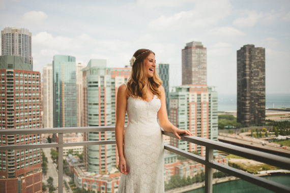 Chicago Urban Art Society wedding Bri McDaniel Photography