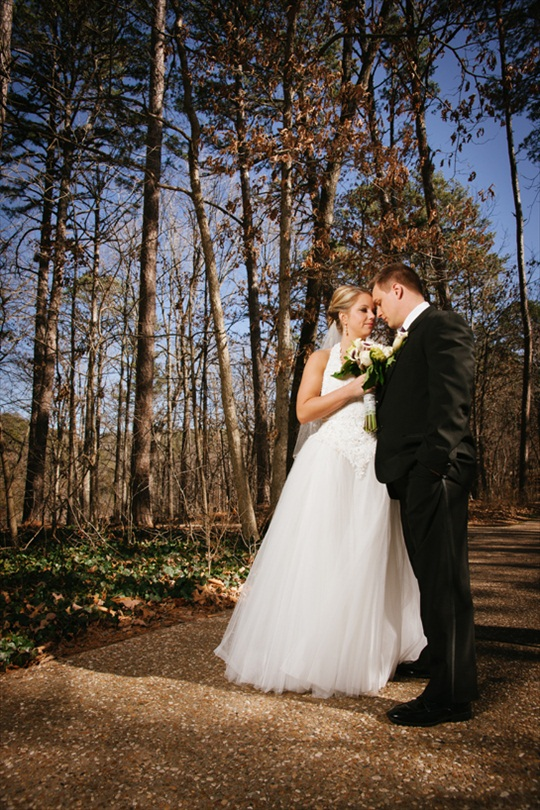 Vinson Images - arkansas wedding in bella vista