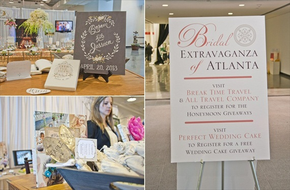 Emmaline Bride at Bridal Extravaganza of Atlanta