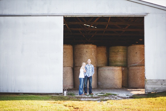 Rachael Schirano Photography - Illinois Farm Wedding