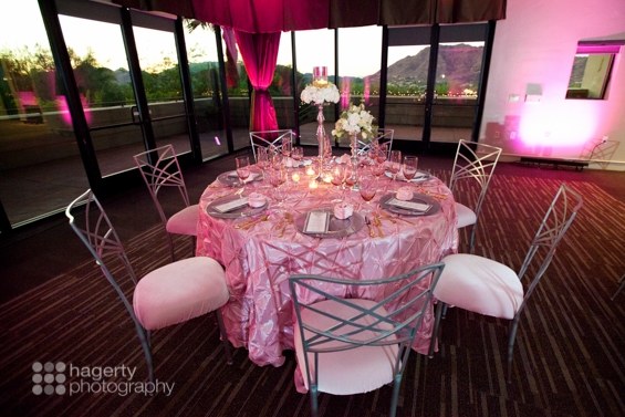 Hagerty Photography - modern pink styled shoot