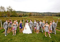 bridal party - hendrick moy photography