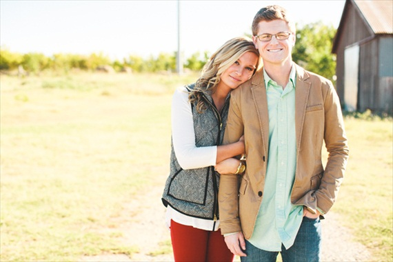Justin Battenfield Photography - romantic oklahoma engagement