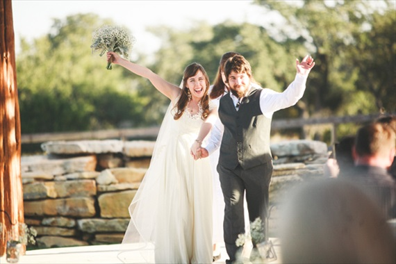 Real Texas Weddings: Rustic Wedding Texas Inspiration